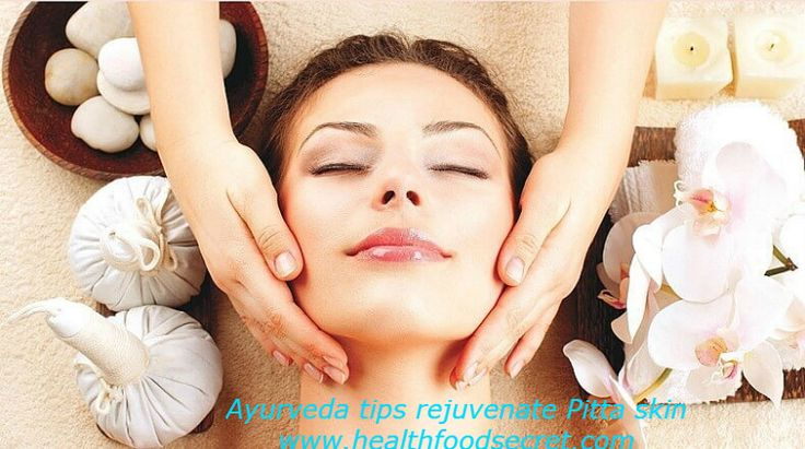 If you want to know what is best if you have Pitta Skin, use this nutritional remedies