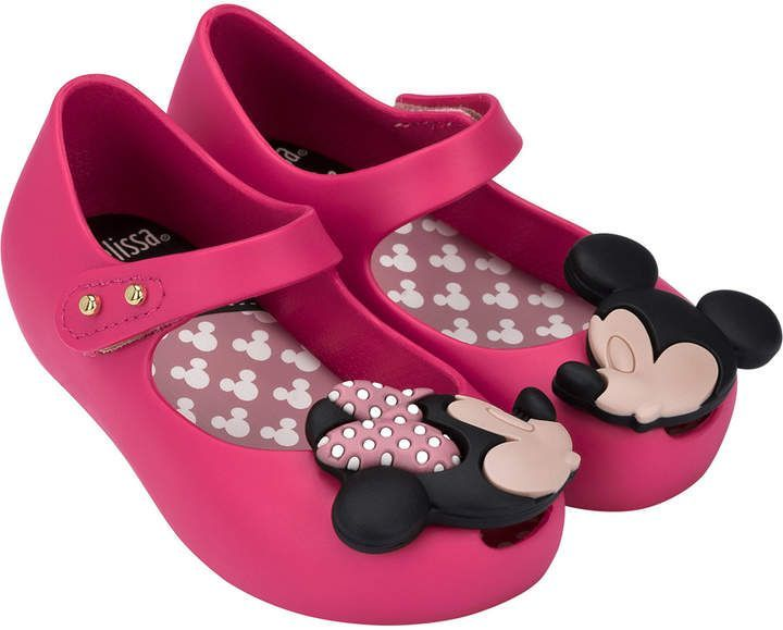 2ab24a5369f4 Mini Melissa Mini Ultragirl and Disney Twins Mary Jane