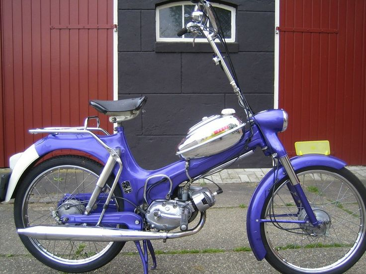 Speurders.nl: Mooie Puch MS50V