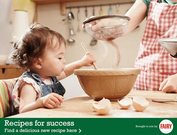Easy biscuit recipe for cooking with the kids
