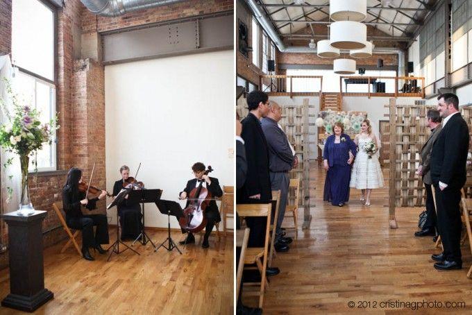 October 2011 Kitchen Chicago wedding | Kitchen Chicago venue ...