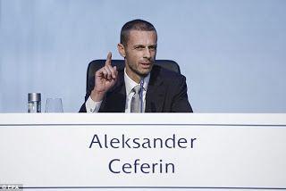 Federasi Sepak Bola Eropa (UEFA) baru saja mendapat pemimpin baru. Bukan wajah…