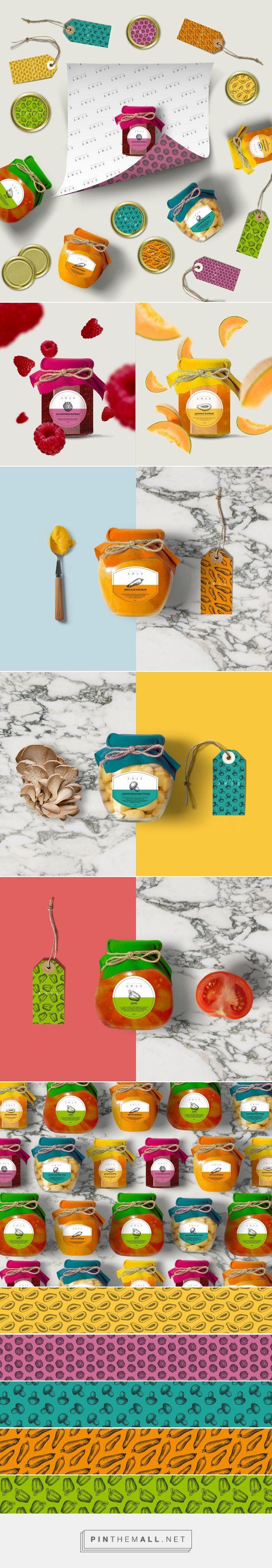 Canned Goods for restaurant by Tony Makarska