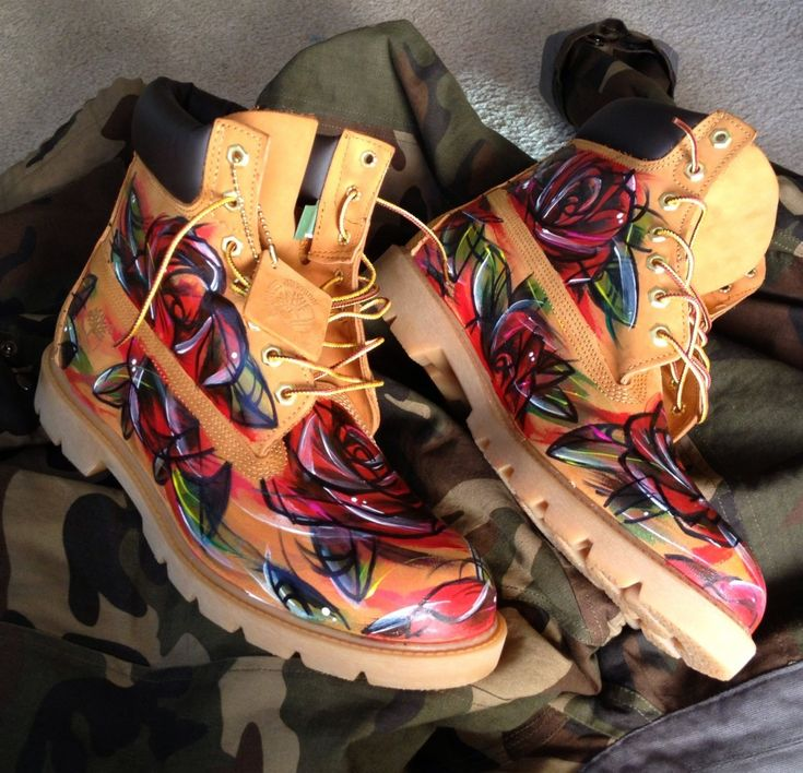 """Handpainted by Lano """"Timberland"""" Collection 