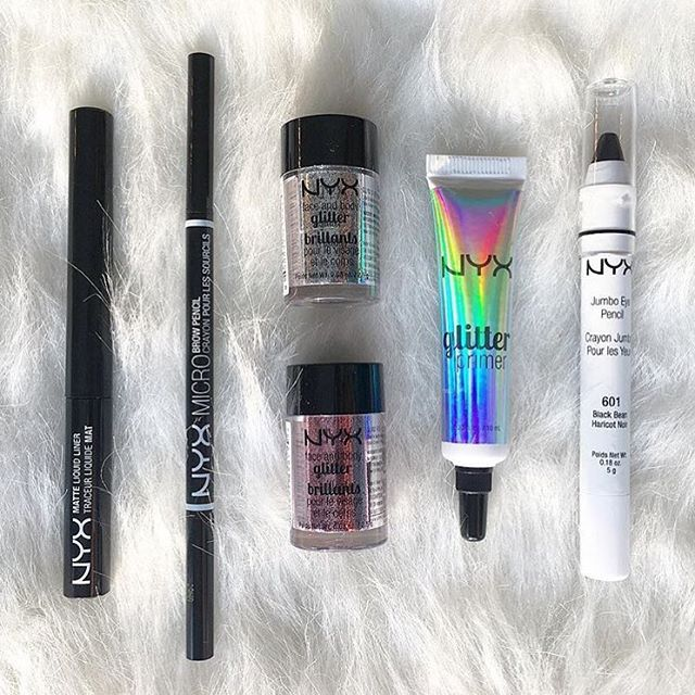 An awesome, eye-focused #nyxhaul by @leahgperez Have you found any NYX goodies at @ultabeauty lately? || #nyxcosmetics