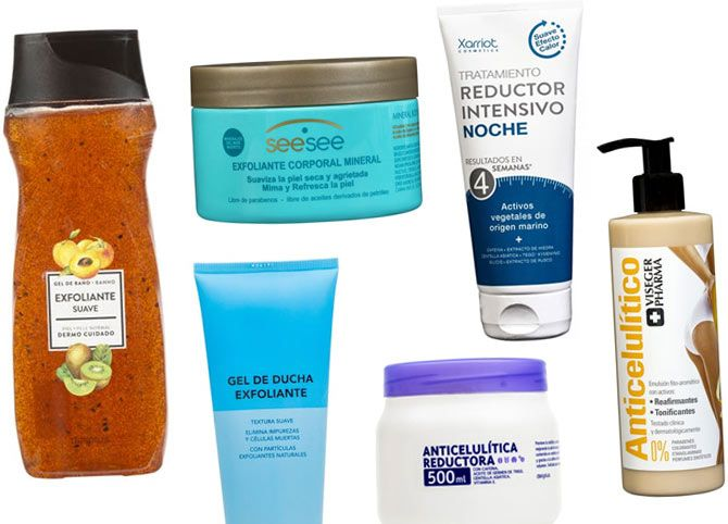 Productos para celulitis