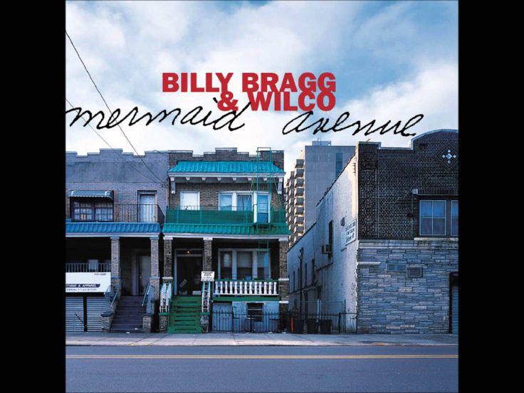 Billy Bragg Amp Wilco Quot Ingrid Bergman Quot From Quot Mermaid Avenue