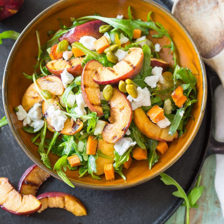Salat zum barbecue