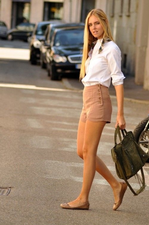 102 best High waisted shorts images on Pinterest
