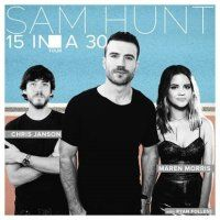 Sam Hunt: 15 In A 30 Tour #tampa #events #tpa