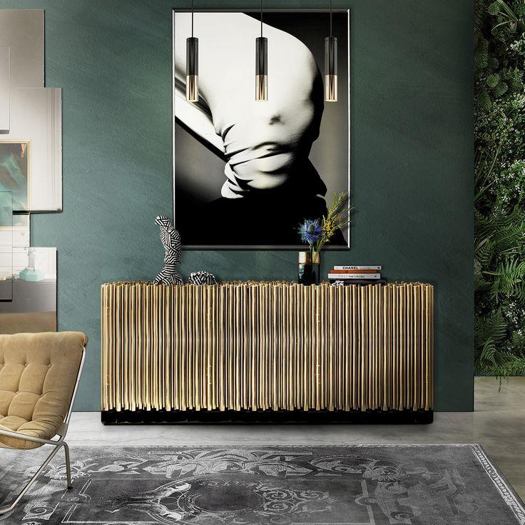 102 best Boca Do Lobo images on Pinterest Cigarette holder - boca do lobo sideboard designs