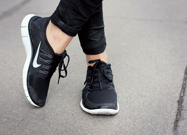 Nike Free 5.0 Outfit