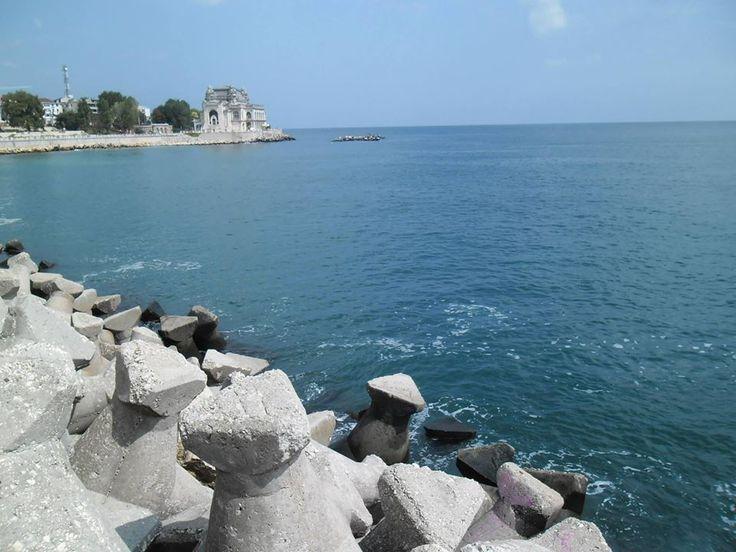 Romania, Constanta- Black Sea Port