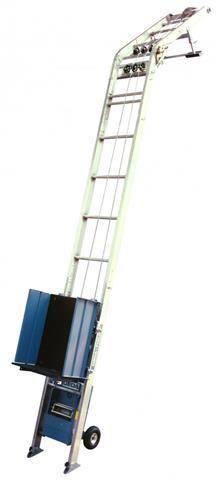 Hebetechnik - Leiteraufzug-demontierbar 13m