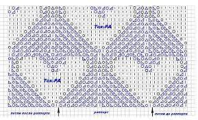 Картинки по запросу теневые узоры для вязания спицами