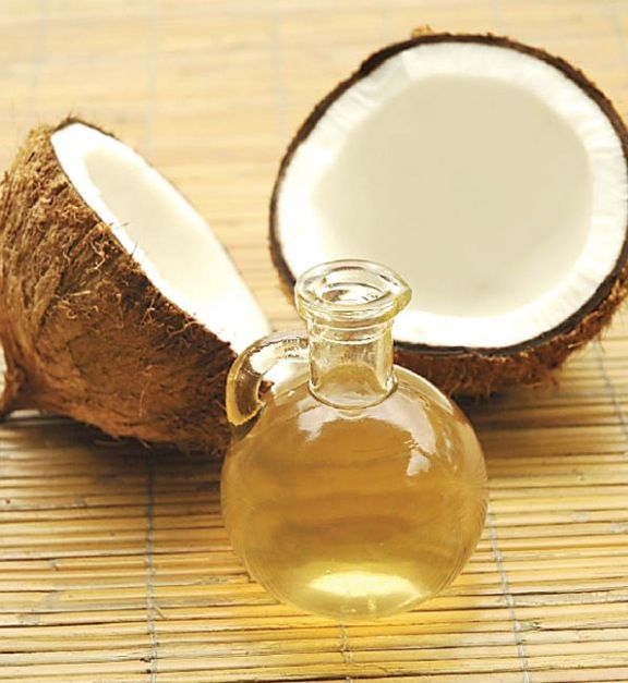 I've been using coconut oil for a few weeks now to wash off my eye make up. My eyelashes have never looked so good! The oil helps to nourish while removing the makeup product. I've noticed my eye lashes are actually growing longer! Coconut oil is a miracle in a jar!