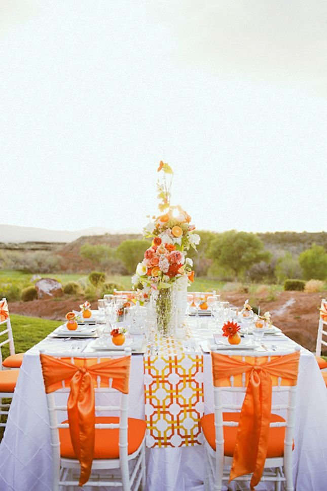Best 25 tangerine wedding ideas on pinterest orange wedding gorgeous tangerine tango wedding inspiration junglespirit Gallery