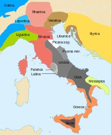 I Veneti, a volte indicati anche come Venetici, antichi Veneti o Paleoveneti per distinguerli dagli odierni abitanti del Veneto, erano una popolazione indoeuropea che si stanziò nell'Italia nord-orientale dopo la metà del II millennio a.C. e sviluppò una propria originale civiltà nel corso del millennio successivo.