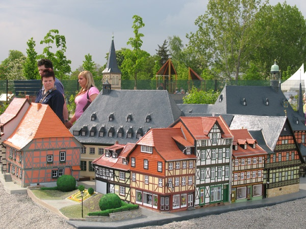 1000 images about miniaturenpark in wernigerode on pinterest haus. Black Bedroom Furniture Sets. Home Design Ideas