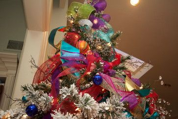 Whimsical Christmas Decorations - transitional - Christmas Tree - san diego - Robeson Design
