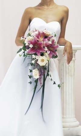 to have and to hold wedding flowers