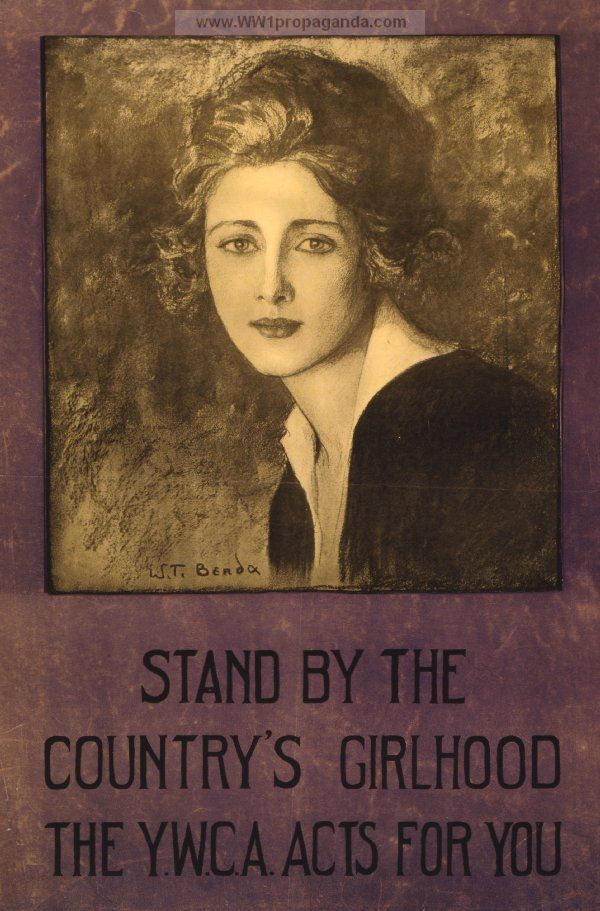 Examples of Propaganda from WW1 | American WW1 Propaganda Posters Page 131