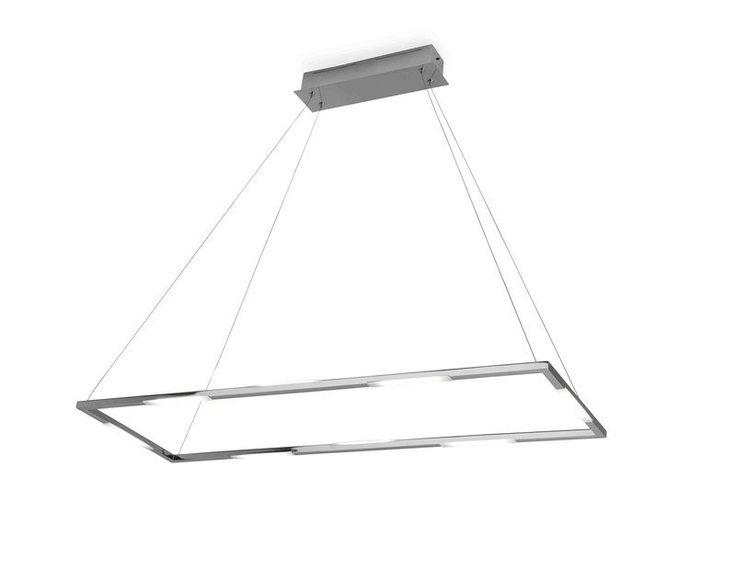 Lustre Brek 8L LED chrome
