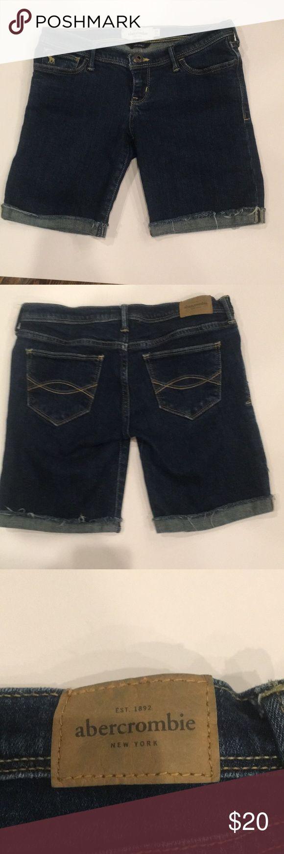 Abercrombie Jean Shorts Size-Girls 14 Abercrombie Jean Shorts with Stretch. Size-Girls 14 abercrombie kids Bottoms Shorts