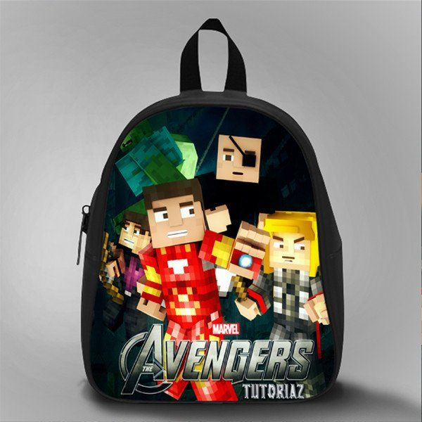 http://thepodomoro.com/collections/schoolbags-and-backpacks/products/minecraft-avenger-tutoriaz-school-bag-kids-large-size-medium-size-small-size-red-white-deep-sky-blue-black-light-salmon-color