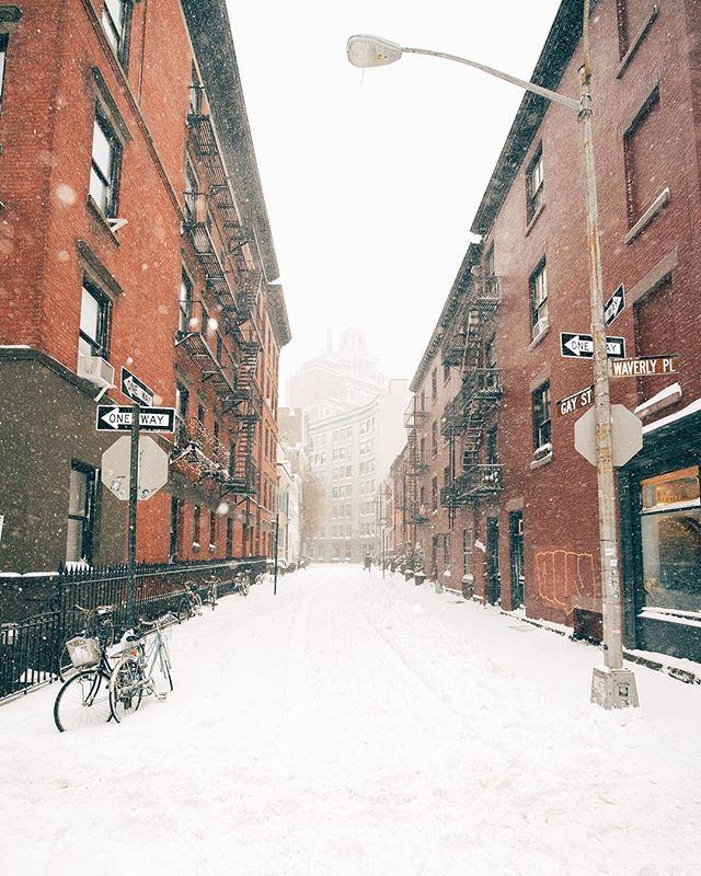 New York Weather, New York City, West