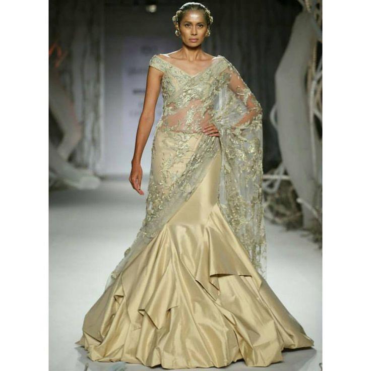 """Jiva on Instagram: """"Inimitable couture by @gauravguptaofficial - Shop Gaurav Gupta at JIVA! www.jivacouture.com #gauravgupta #indianfashion #indiandesigner #indiancouture #indianclothing #jiva #jivacouture #desicouture #designer #designerfashion #indianwedding #ootd #indianbride #bridal #wedding #ootn #couture #fashion #style #lehenga #instaglam #instastyle #lotd #designerwear #gown #instashare #drama #aicw"""""""