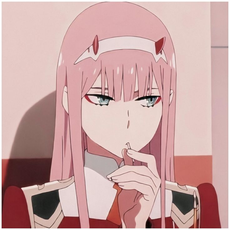 Zero Two in 2020 | Anime expressions, Anime, Anime wallpaper