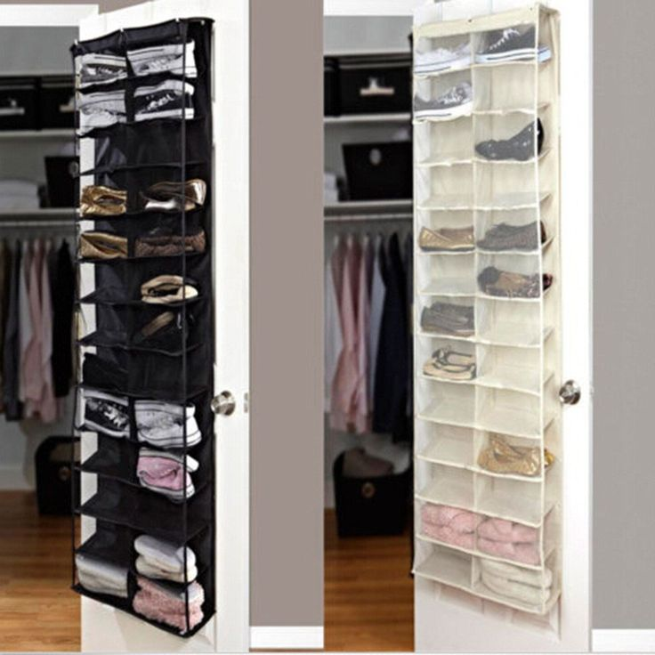 Pocket Shoe Rack Storage Organizer Holder
