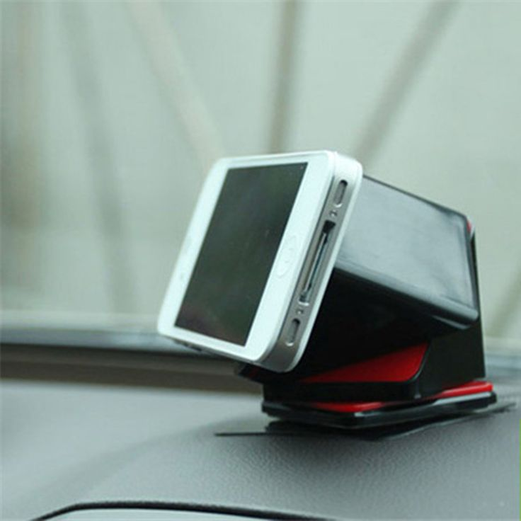 Universal 360degree magic cube Car Mount Black phone Holder Bracket stands for iPhone for samsung Smartphone GPS FREE SHIPPING