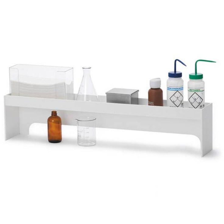 Fume Hood Shelves - MarketLab, Inc.