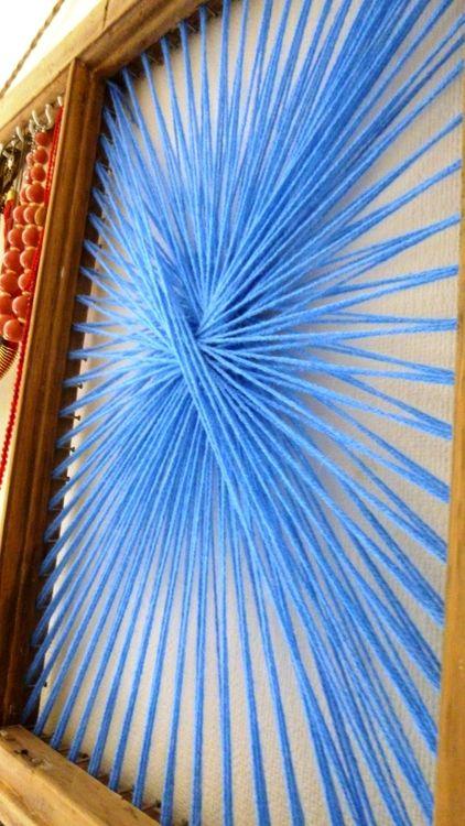 Salvaged Window / Jewellery Organiser – Woollysaurus