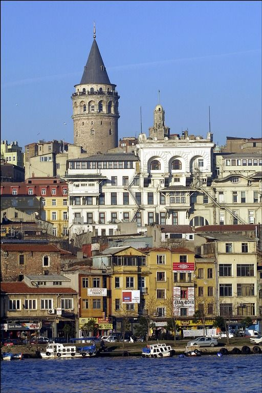 istanbul -  glata tower