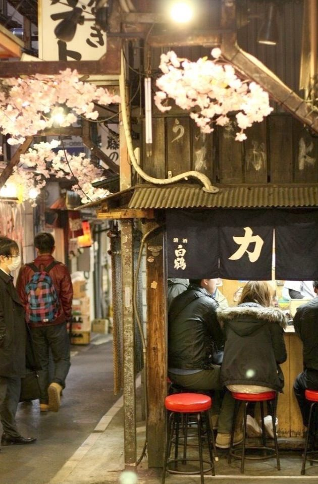 Reasons to visit Japan: Small street-front restaurants