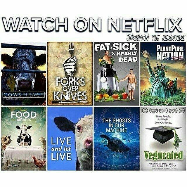 vegan dokumentär netflix