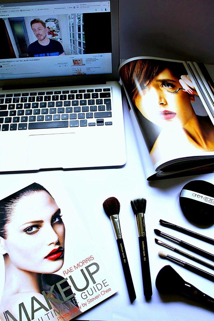 10 steps to a makeup artist a makeup