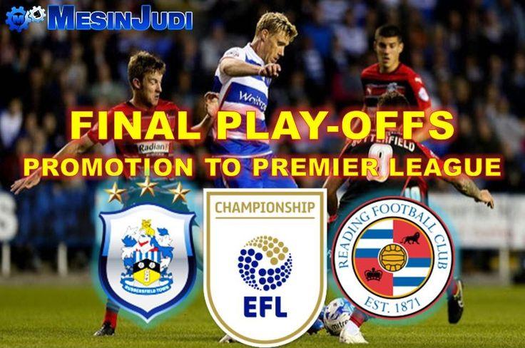 Prediksi Huddersfield Vs Reading 29 Mei 2017