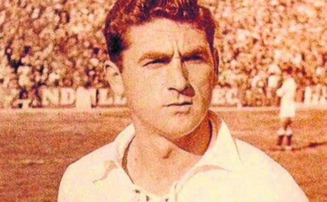 #JuanArza, #SevillaFC, el sexto mejor jugador de la historia de #LaLiga Según un estudio realizado por el Centro de Investigaciones de Historia y Estadística del Fútbol Español (CIHEFE). http://www.estadiodeportivo.com/sevilla/2016/10/09/juan-arza-sexto-mejor-jugador-historia-laliga/85177.html