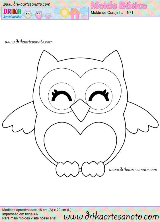 Best Corujas Images On   Barn Owls Owls And Fabric Dolls