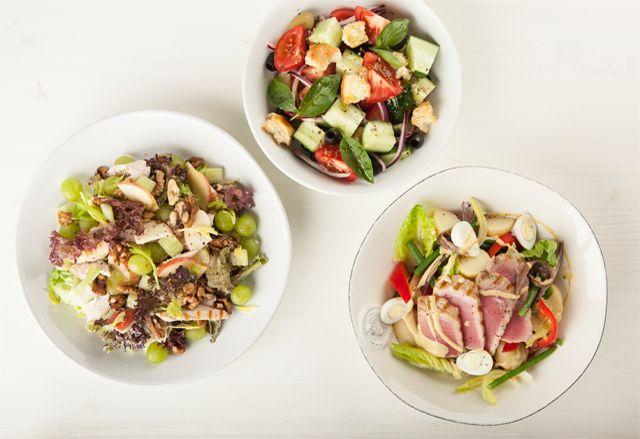 Топ-10 самых знаменитых салатов