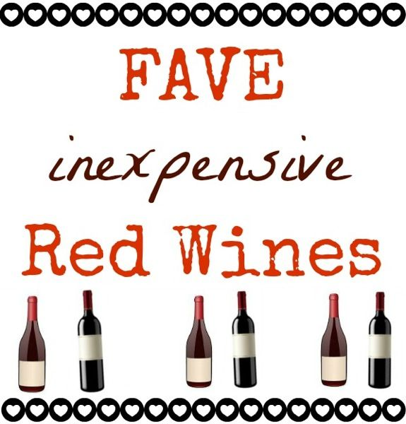 I am determined to find a red wine that I like! I suppose my palate just isn't quite refined enough to appreciate a good red... so maybe these cheap ones will do ;) Good suggestions in the comments on the link too