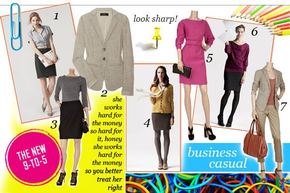 Fashion: What is Business Casual Clothing? Shop Business Attire for Women