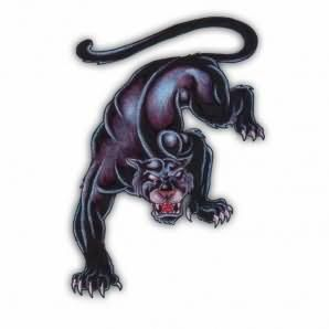 25 best ideas about black panther symbol on pinterest for Carolina panthers tattoos