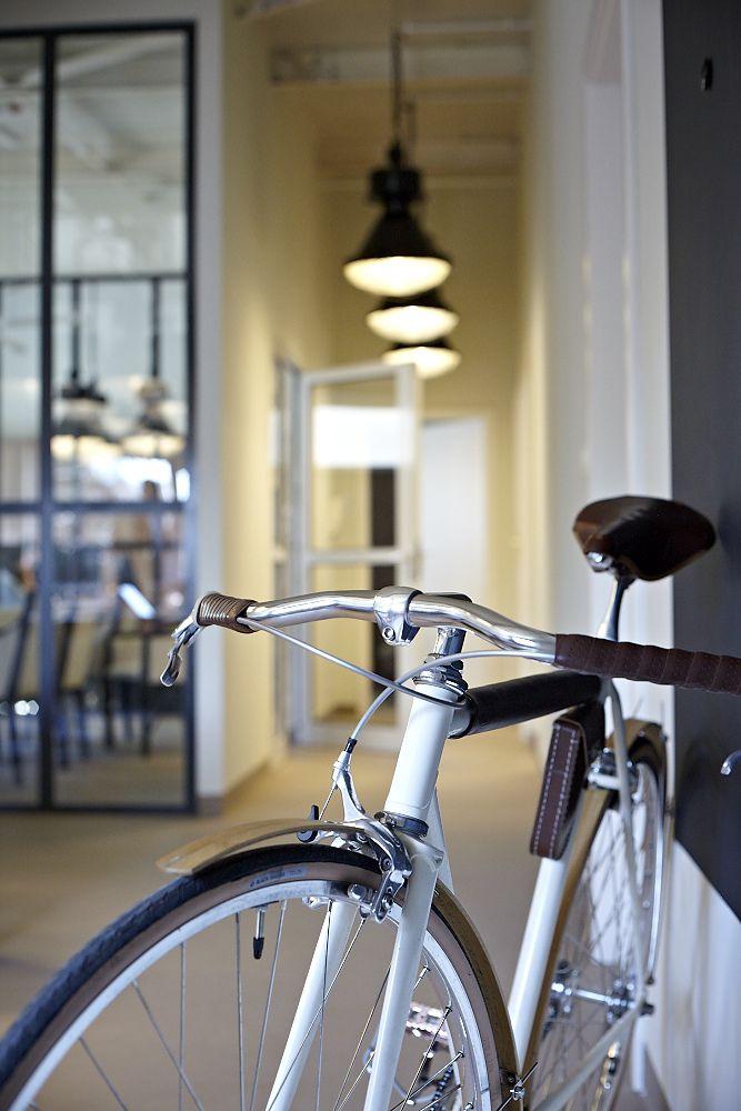 #loft #industrial #office #bbhome #polska #biuro #bike