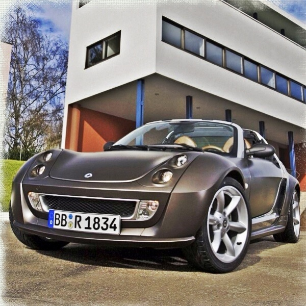 Smart roadster brabus collectors edition...