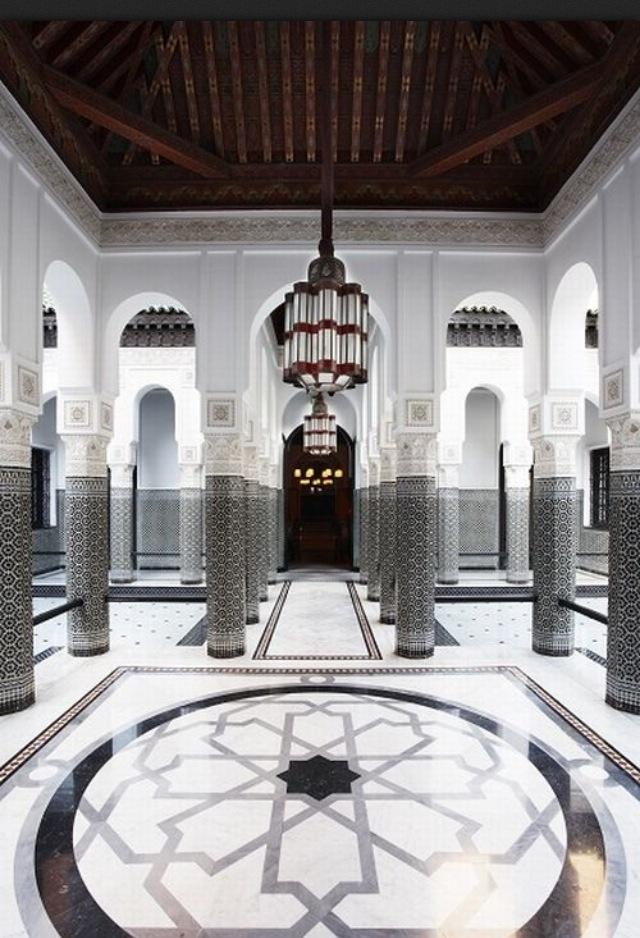 La Mamounia Marrakech 20 best Moroccan